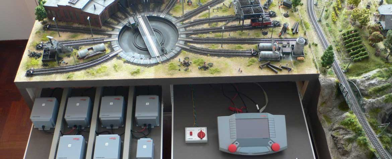 Schemi Elettrici Per Modellismo Ferroviario : Modellismo ferroviario digitale dioramas plastici ferroviari