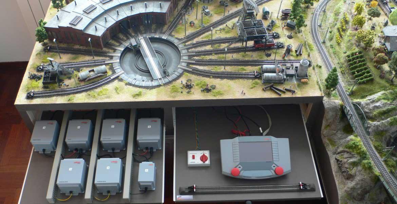 Schemi Elettrici Modellismo Ferroviario : Modellismo ferroviario digitale dioramas plastici ferroviari