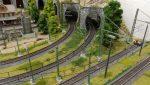 Plastico Una moderna cittadina tedesca