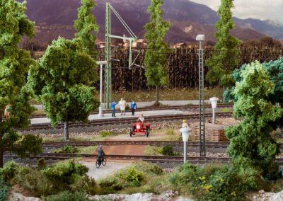 Plastico ferroviario Märklin in Scala H0H0