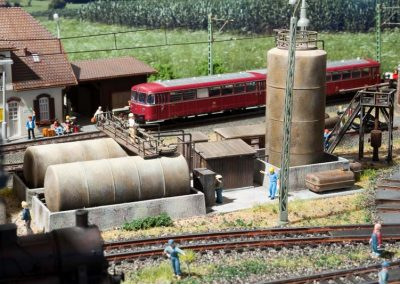 Plastico ferroviario digitale Märklin in Scala H0