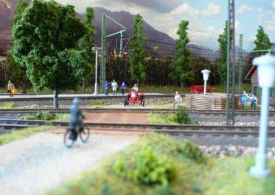 Plastico ferroviario Märklin in Scala H0
